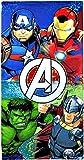 Avengers 2200002787–Asciugamano spiaggia e piscina