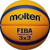 Molten Erwachsene B33T5000 Basketball, Gelb, 6
