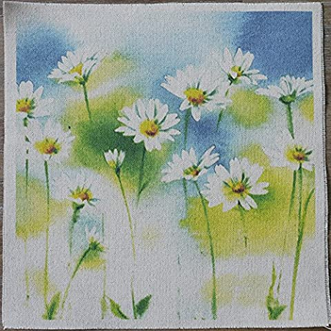 Nuovo stile Zakka cotone lino tessuto a mano dipinte Dipinti