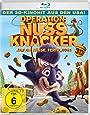 Operation Nussknacker  (inkl. 2D-Version) [3D Blu-ray]