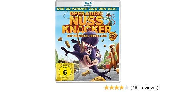 Operation Nussknacker (inkl. 2D-Version) [3D Blu-ray]: Amazon.de ...