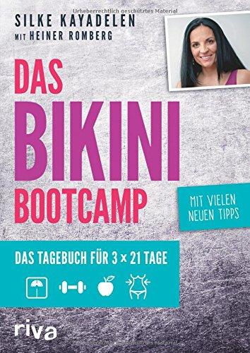 Das Bikini-Bootcamp: Tagebuch für 3 × 21 Tage