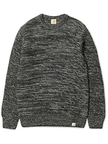 Carhartt Wip - Sweat Crew Accent Homme - Taille:one Size Noir