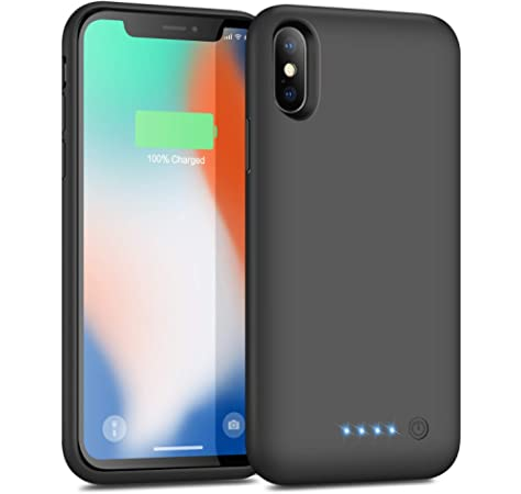 iPosible Battery Case for iPhone XR, Charging Case: Amazon