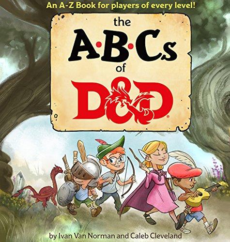 ABCs of D&d (Dungeons & Dragons Children's Book) por Ivan van Norman