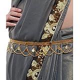 #5: Shining Diva Ethnic Styled Wedding Golden Coloured Kamarband For Women