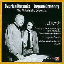Konzert im Ungarischen Stil/+