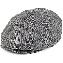 Jaxon & James Gorra Espiga Newsboy - Gris
