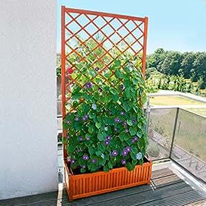 ambiance p tschke treillis guernsey brise vue pour balcon. Black Bedroom Furniture Sets. Home Design Ideas