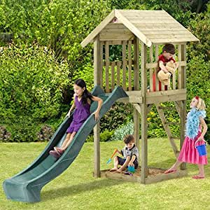 Plum Premium Wooden Look-Out Tower
