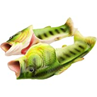 kelee Fish Animal Slippers Summer Beach Sandals Shower Slippers Non-Slip Beach Shoes Wear for Women Men and Kids Casual…