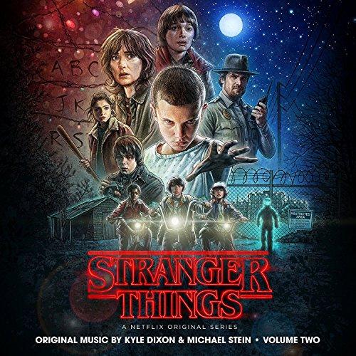 Stranger Things Season 1,Vol.2 (OST) - Serie 2 Regal-audio