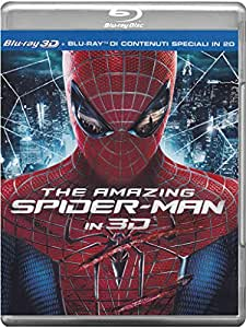 The Amazing Spider-Man 3D (Blu-Ray 3D/2D + Blu-Ray Disc);Amazing Spider-The Man;The amazing Spider-Man