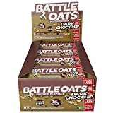 Battle Oats Glutenfreie Proteinriegel 12 x 70g Dark Choc Chip