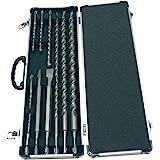 Makita SDS+ 10-dlg. Boor en beitel set in aluminium koffer