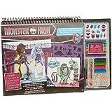 "Monster High ""High Voltage"" Fashion Sketch Portfolio Set"
