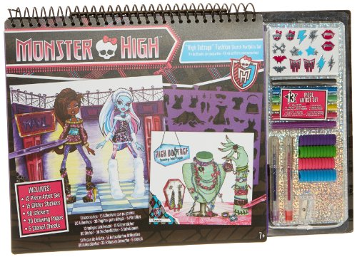 IMC Toys 870383 - Monster High Fashion Malset