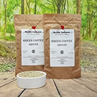 Cafe Verde 250g / Green Coffee Bean - Ground - 100% Natural - Health Embassy