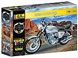Heller - 52913 - Maquette - 2-Roues - Honda CB 750 Four - Echelle 1/8 - Kit