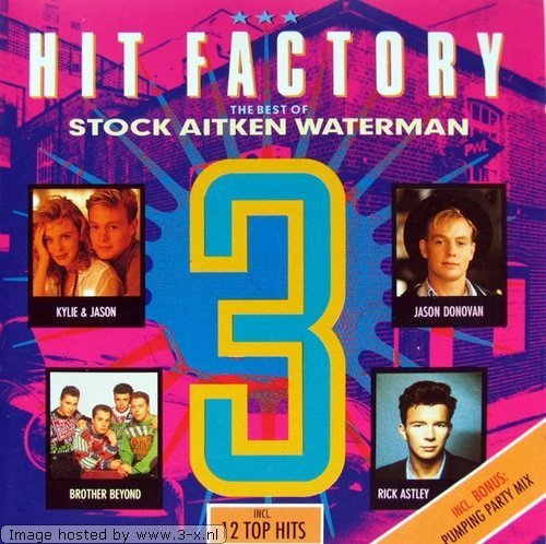 Hit factory-Best of 3 by Stock Aitken Waterman