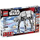 Lego, Star Wars 10178, Set Camminatore AT-AT con Motore