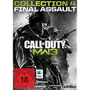 Call of Duty – Modern Warfare 3 DLC Collection 4 – Final Assault [Mac Steam Code]