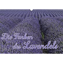 Die Farbe des Lavendels (Wandkalender 2018 DIN A3 quer): Lavendel der Provence (Monatskalender, 14 Seiten ) (CALVENDO Natur) [Kalender] [Apr 01, 2017] Thiele, Ralf-Udo