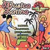 Musica Latina Vol.3 (Baby Dance Party)