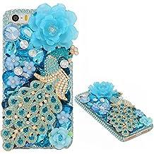 Spritech (TM) 3d Bling Diseño de diamantes de imitación carcasa rígida para iPhone 6de 4,7, Style-3, iPhone 6 4,7