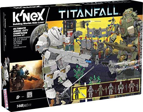 K 'NEX Titanfall Ultimate Angel City Kampagne Building Set
