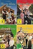Unsere kleine Farm - Die komplette 1. + 2. + 3. + 4. Staffel (25-Disc | 4-Boxen)