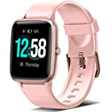 Blackview Smartwatch Fitness Tracker Orologio Uomo Donna, Sportivo Smart Watch con Impermeabile IP68 Cardiofrequenzimetro da