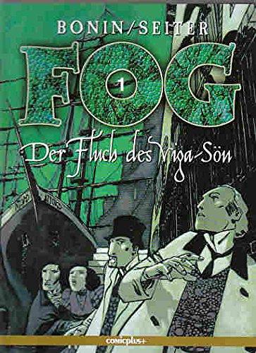 Fog, Bd.1, Der Fluch des Viga-Sön (comicplus)