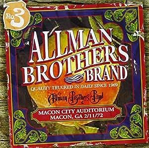 Macon City Auditorium 2/11/72