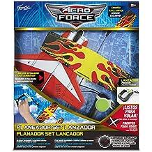 Aero Force - Set 2 Aviones + Lanzador