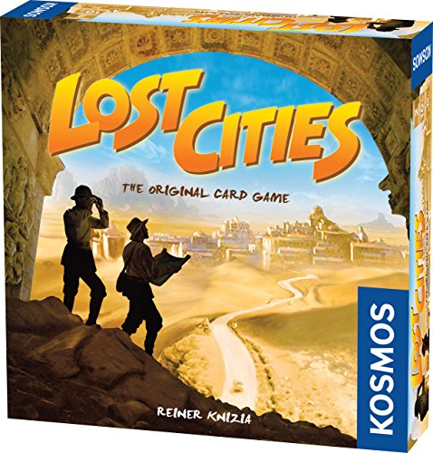 Preisvergleich Produktbild Lost Cities: The Card Game