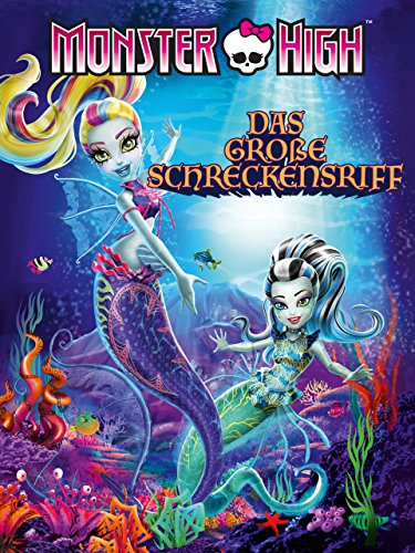Monster High: Great Scarrier Reef Reef Girls