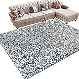 BAGEHUA Maßgeschneiderte türkischen Teppich Wohnzimmer Couchtisch Sofa Bett Bett Decke, 160cmx230cm, Th-Meso D