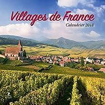 villages de France, calendrier 2018
