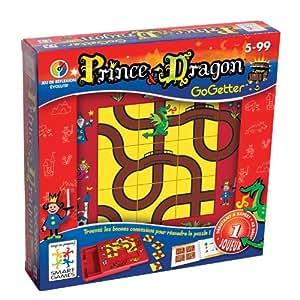 Smart Games - SG 003 - Jeu enfant  - Gogetter Prince Et Dragon - Jeu De Réflexion Et De Logique