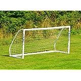 Erstklassiges FORZA Fußball Tornetz, 1.5 x 2.1 m - 4.9 x 2.1m, (mit oberer Tiefe) [Net World Sports]
