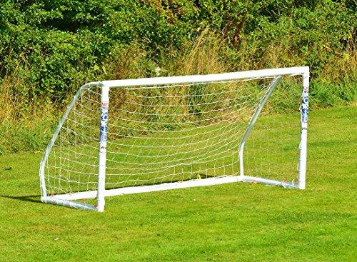 Net World Sports Erstklassiges Forza Fußball Tornetz, 1.5 x 2.1 m - 4.9 x 2.1m, (mit oberer Tiefe) (Forza Tornetz 3x2m)