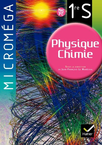 Micromega Physique-Chimie 1re S ed. 2011 - Pack de 3 CD-ROM Classe