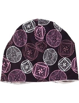 MaxiMo Jersey Beanie, Reversible, Sombrero para Niños