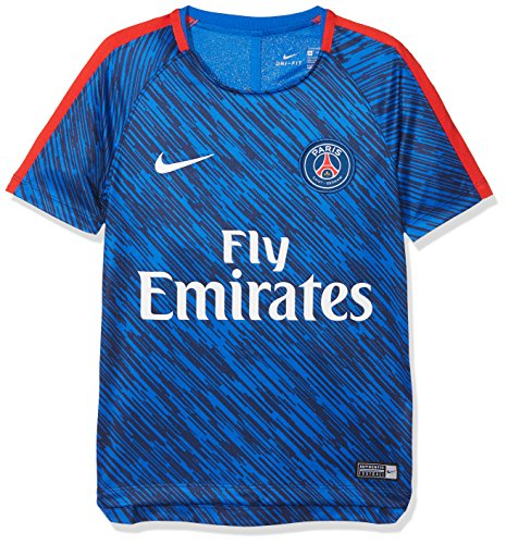 c10c97bd52298 Nike Paris Saint-Germain Dri-FIT Squad Haut de Football Garçon