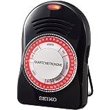Seiko SQ50V Métronome Multi-Fonctions Noir