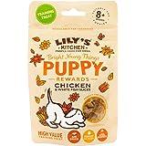 Lilys Kitchen Puppy Rewards.Chicken & White Fish Slices Training Treats 60g