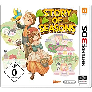 Story of Seasons – [3DS]