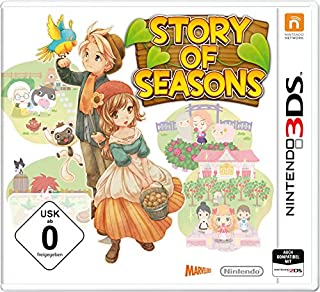 Story of Seasons - [3DS] (B018EUQOAM) | Amazon Products