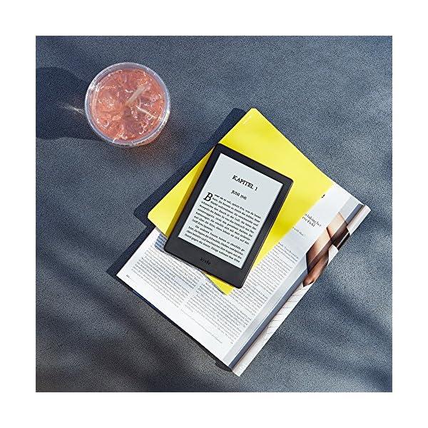 Der neue Kindle eReader, 15,2 cm (6 Zoll) Touchscreen ohne Spiegeleffekte